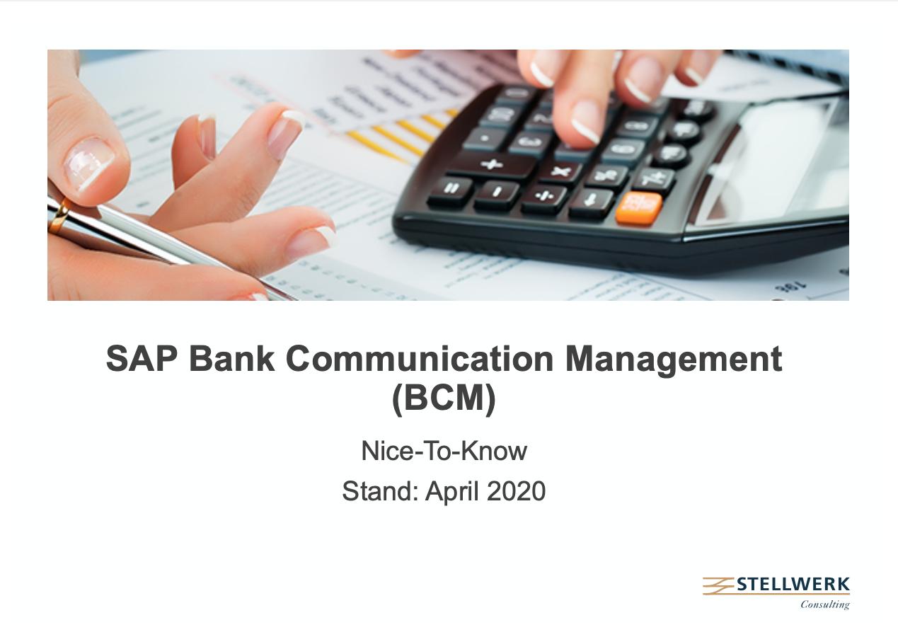 SAP_Bank_Communication_Management_BCM