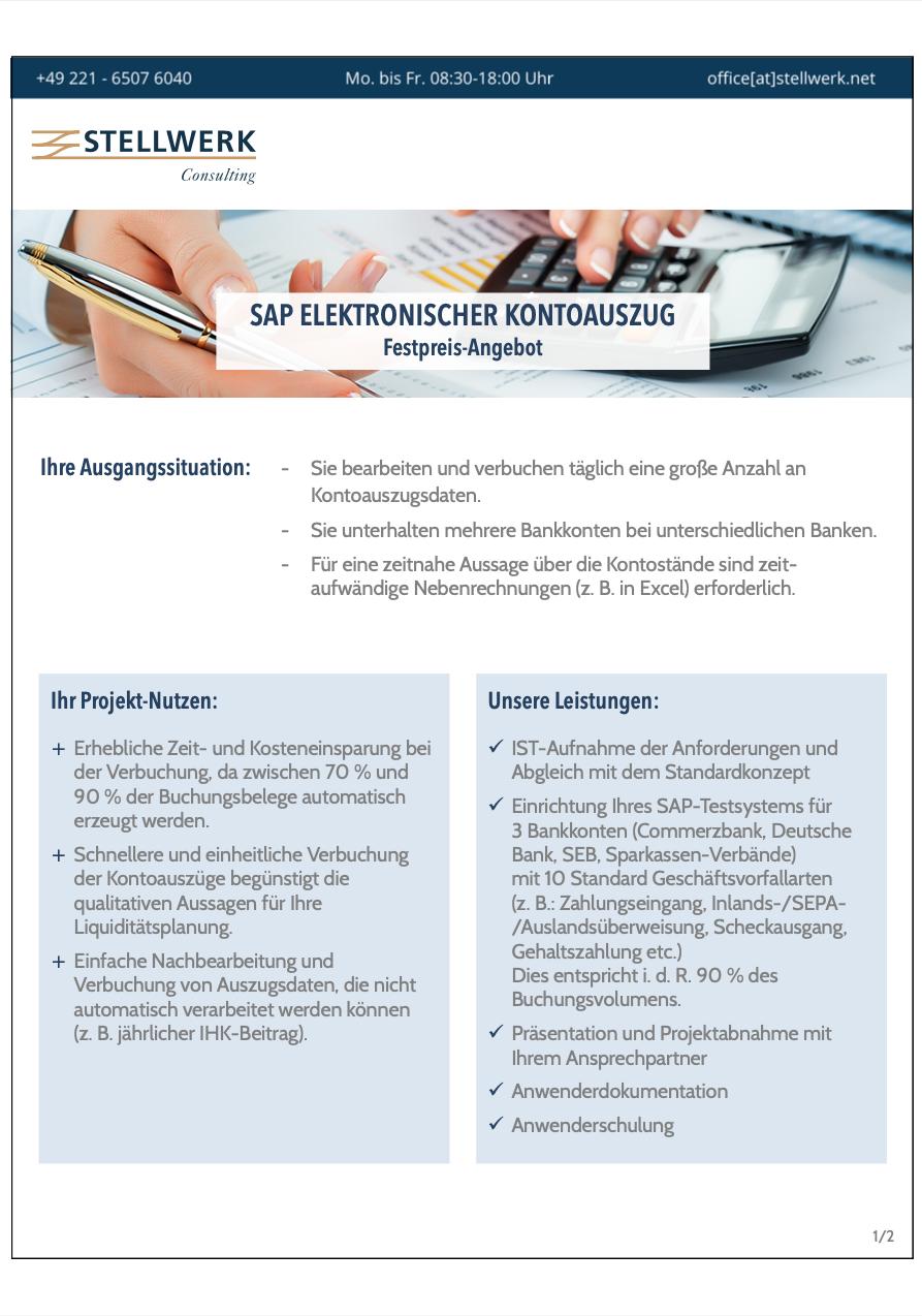 STELLWERK_Festpreis-Angebot_SAP_Elektronischer_Kontoauszug